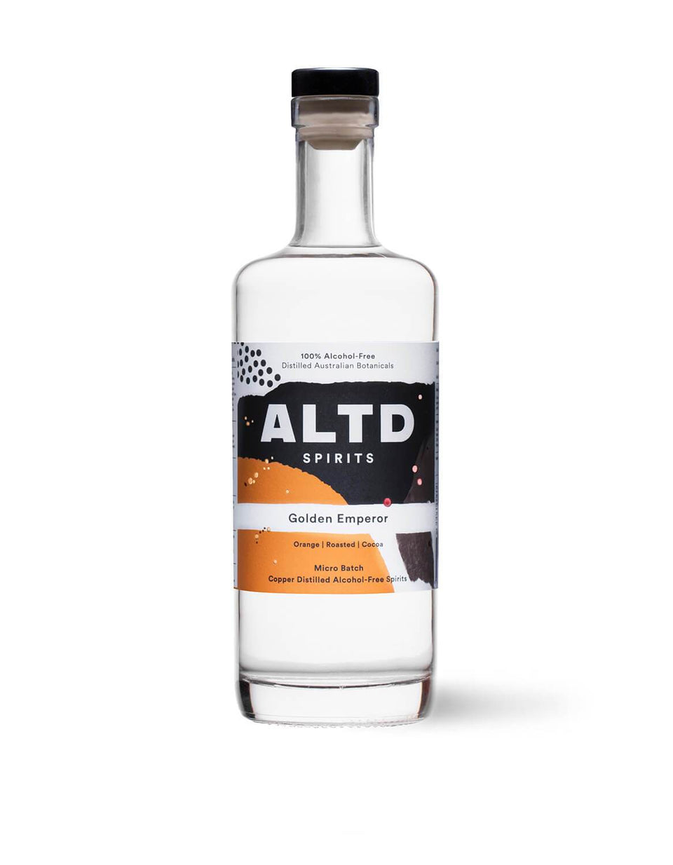 ALTD Golden Emperor 700mL | Non-Alcoholic Spirits | Craftzero