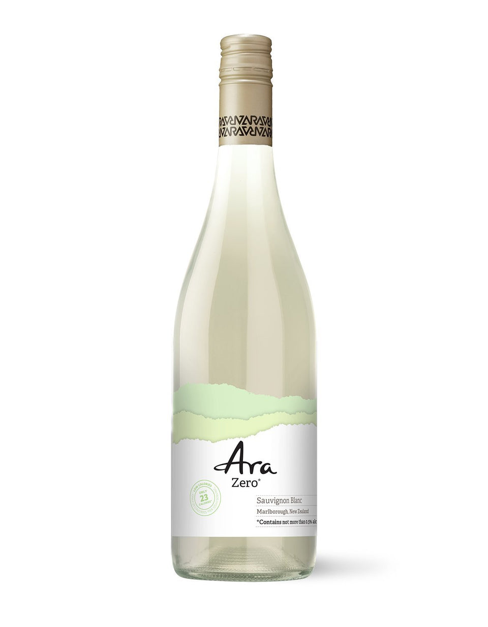 Ara Zero Marlborough Sauvignon Blanc 750mL - Craftzero