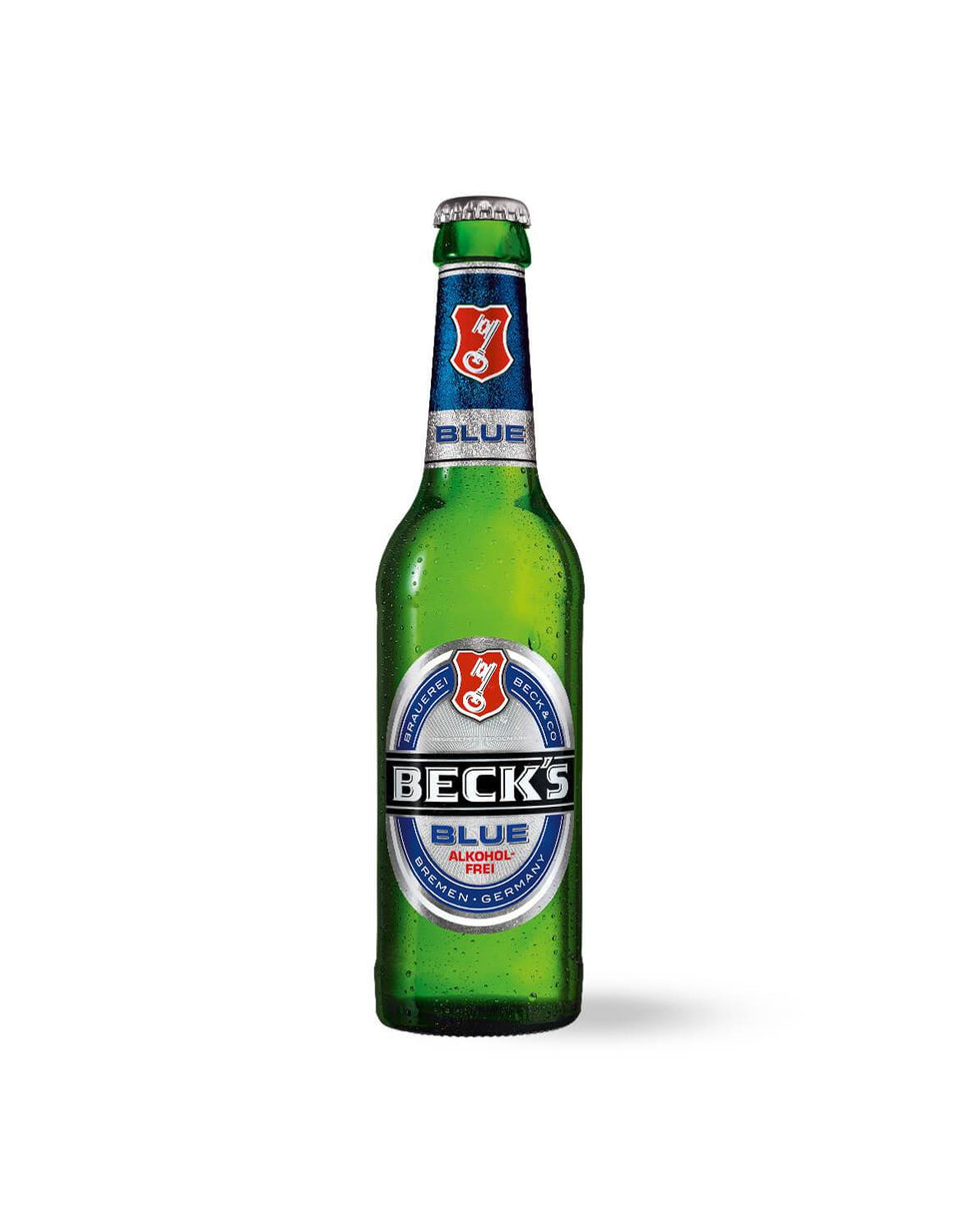 Becks Blue Alcohol-Free 330mL