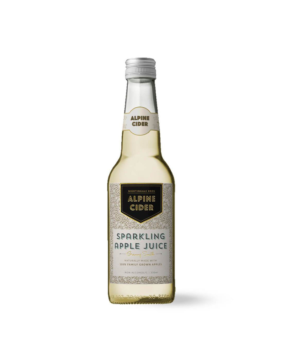 Alpine Granny Smith Sparkling 330mL