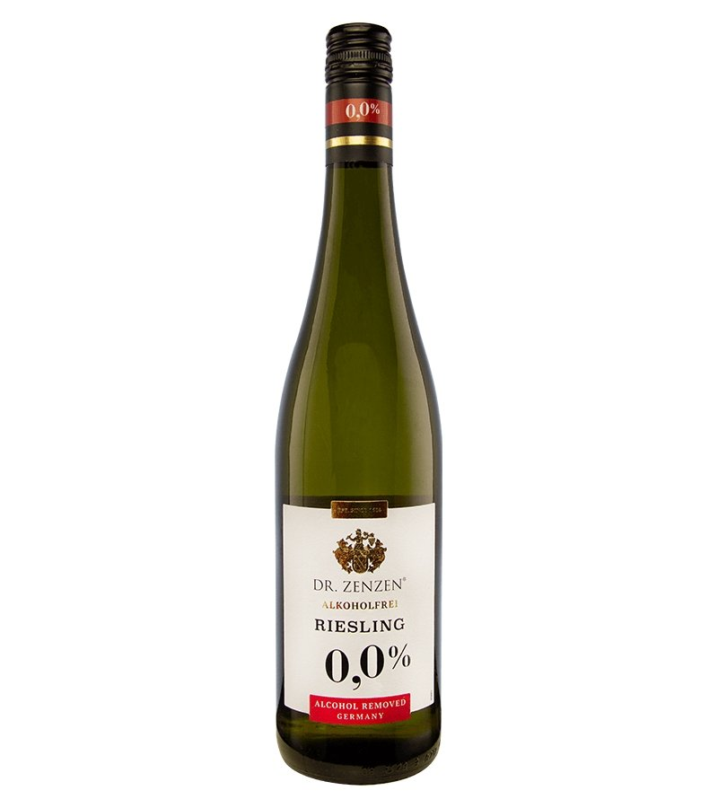 Dr. Zenzen Riesling Alcohol-Free 750mL