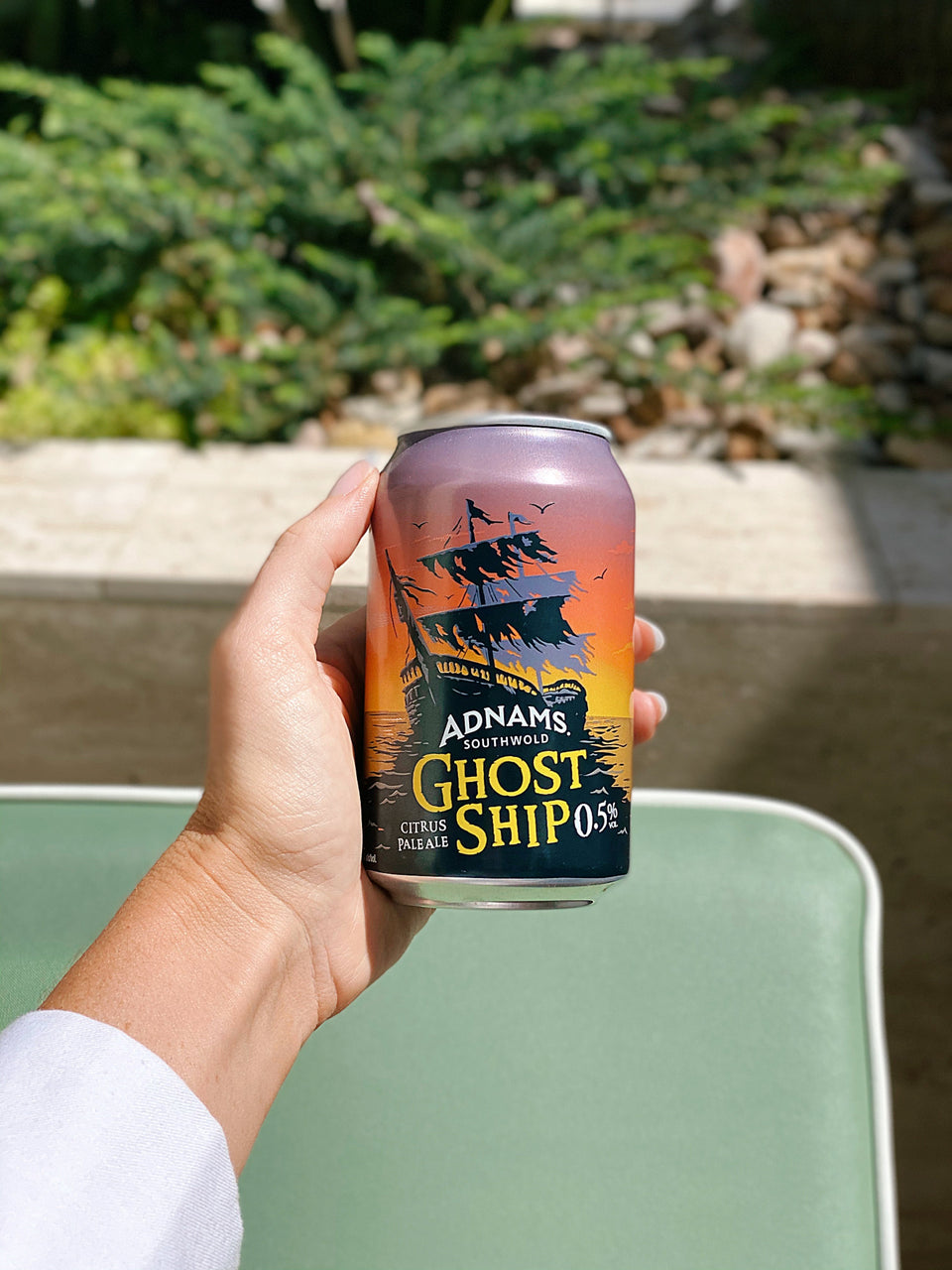 Adnams Ghost Ship Pale Ale 330mL - Craftzero
