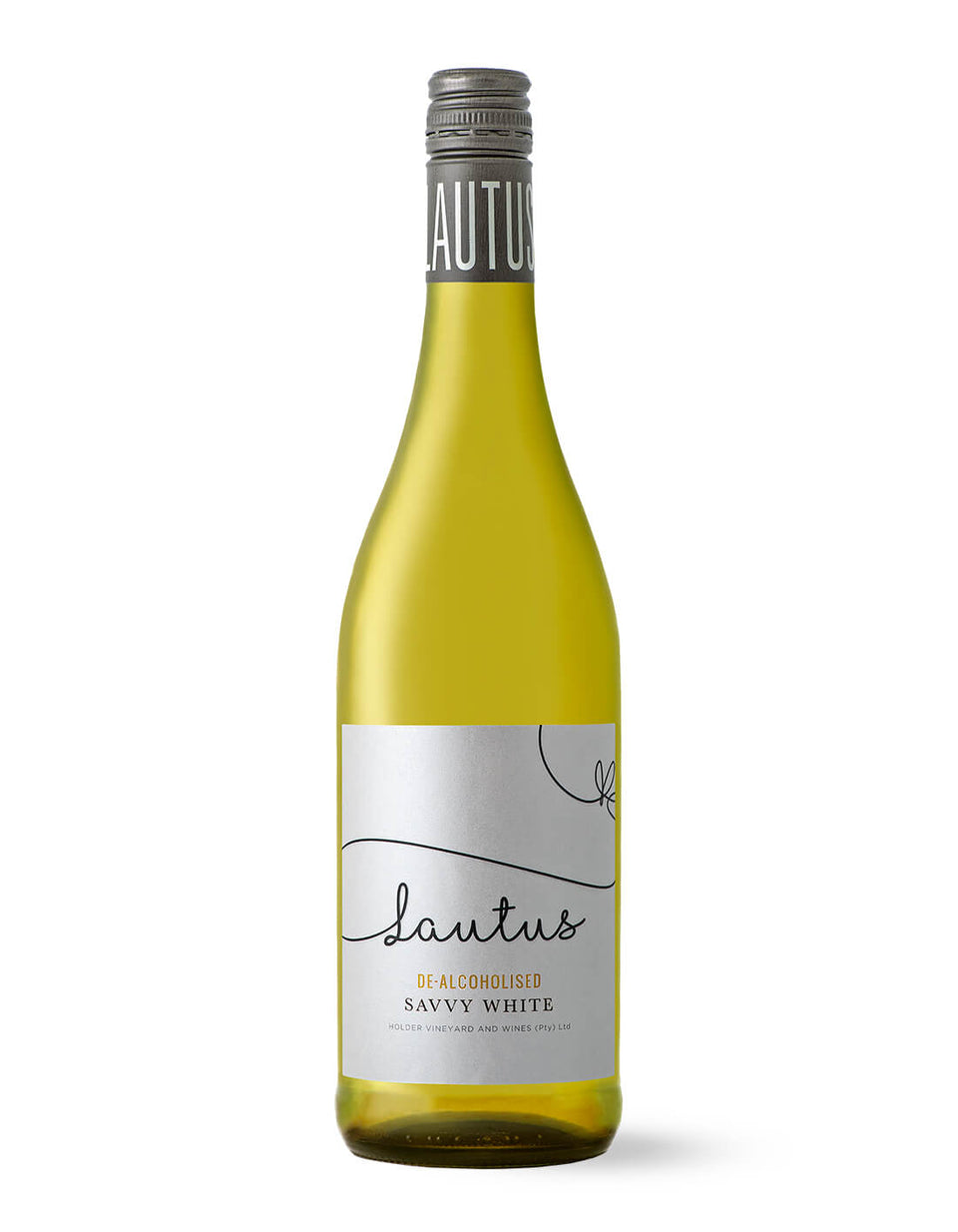 Lautus De-Alcoholised Savvy White 750mL - Craftzero
