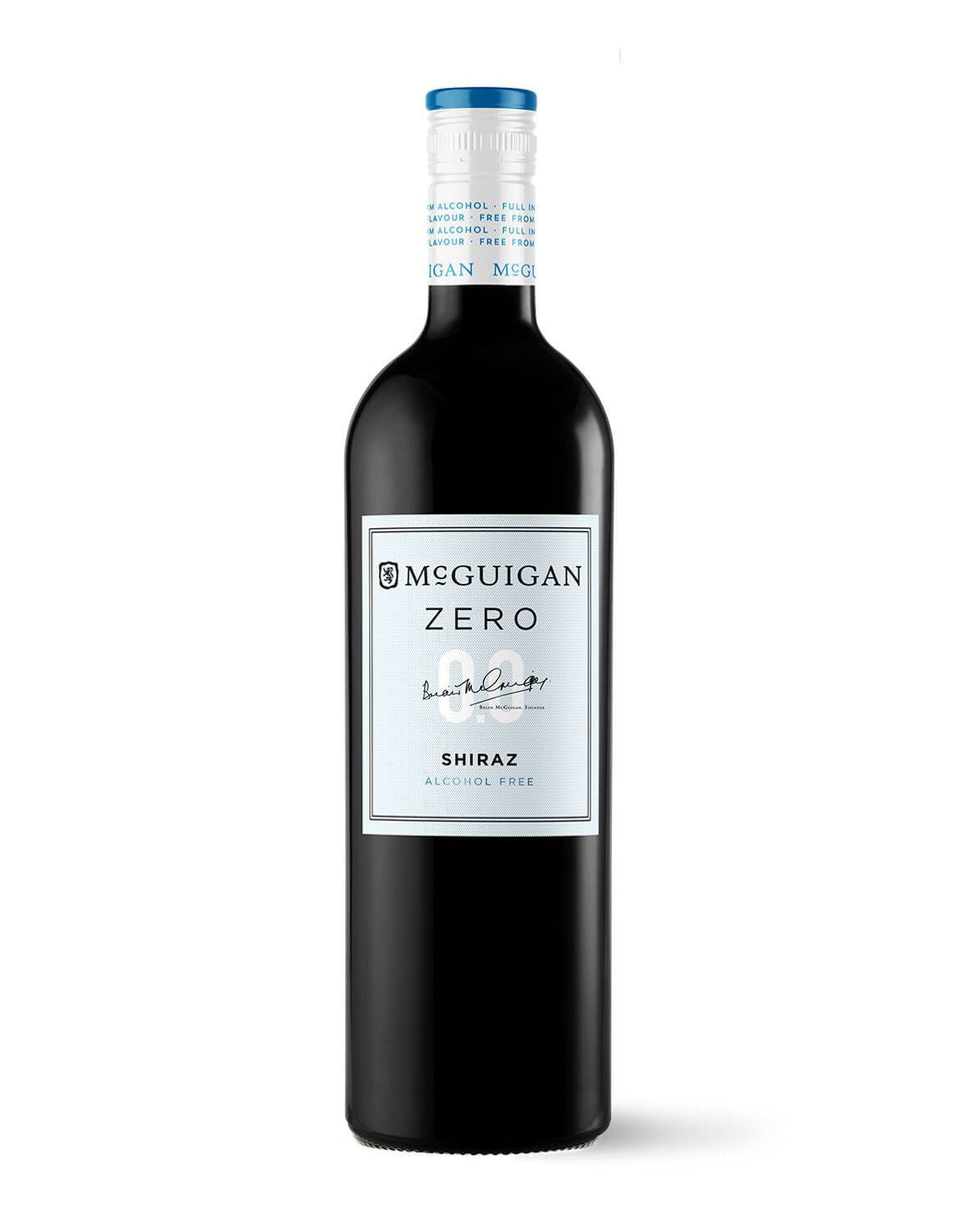 McGuigan Zero Shiraz 750mL | Craftzero