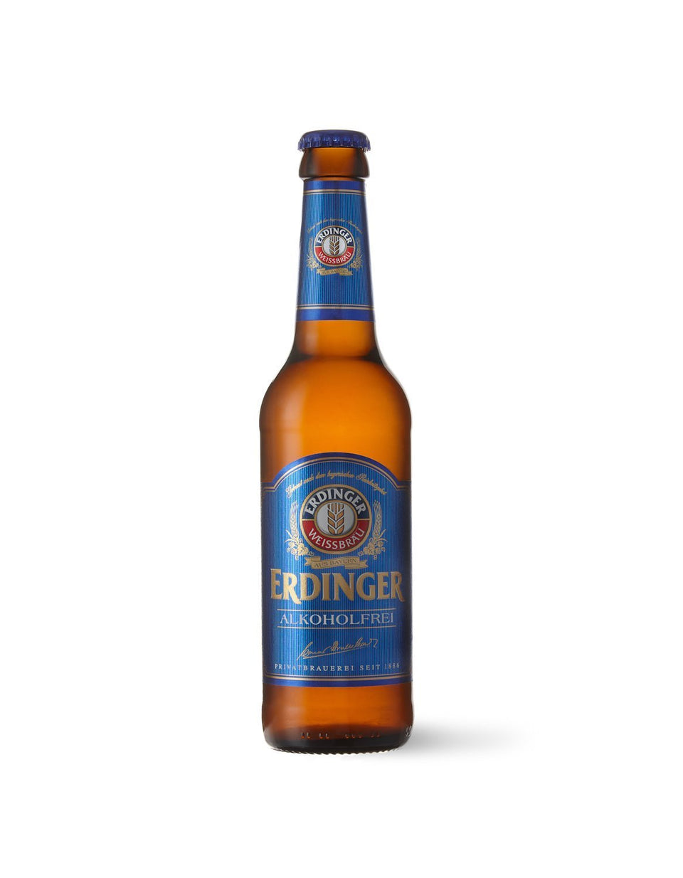 Erdinger Alcohol Free Wheat Beer 330mL - Craftzero