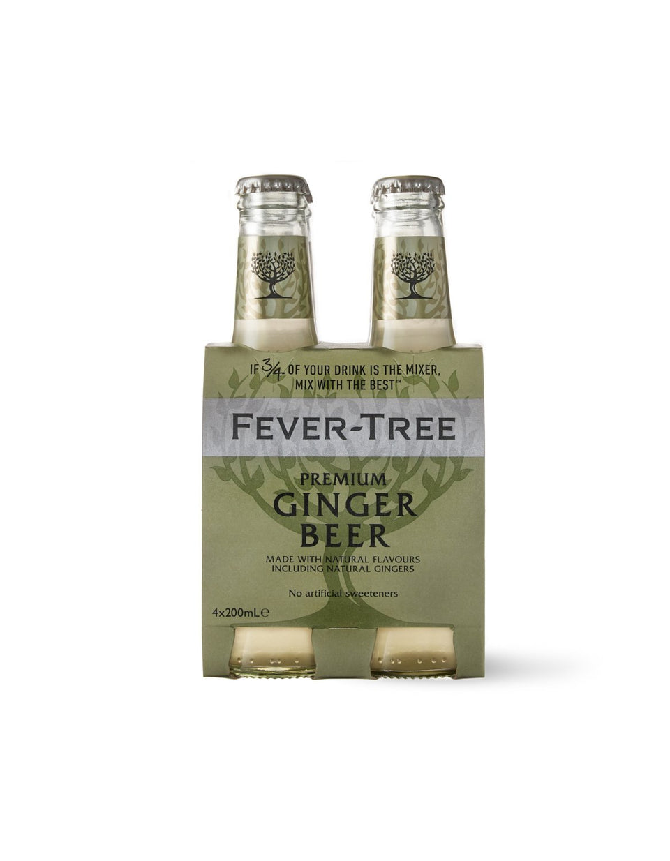 Fever-Tree Ginger Beer 200mL - Craftzero