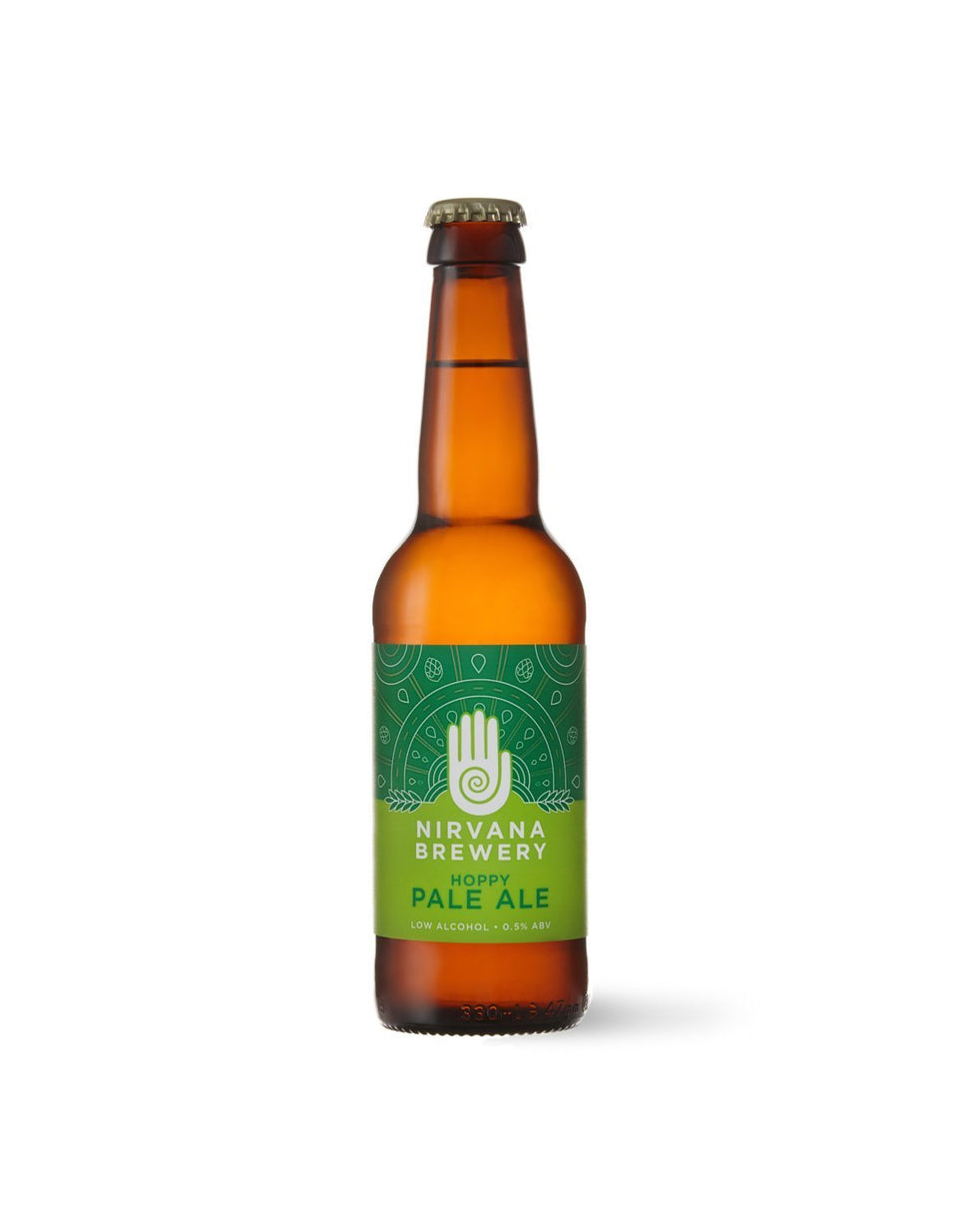 Nirvana Hoppy Pale Ale 330mL - Craftzero