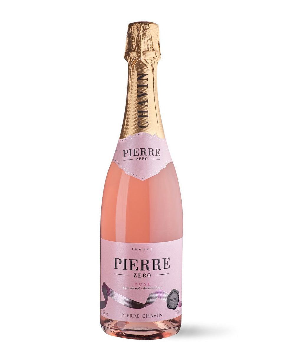 Pierre Zero Sparkling Rose 750mL - Craftzero
