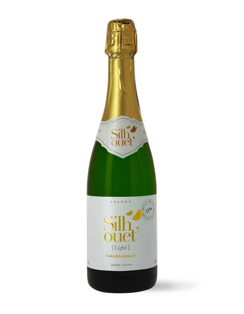 Silhouet' Sparkling Chardonnay (Light) 750mL - Craftzero