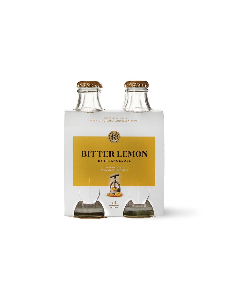StrangeLove Bitter Lemon 180mL - Craftzero