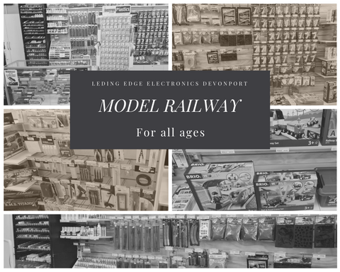 MODEL RAILWAY FOR ALL AGES