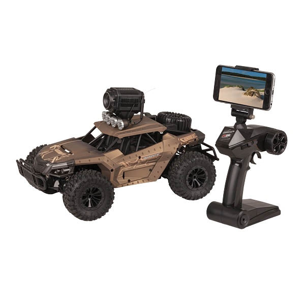 1:18 RC Car with 720p Camera & VR Goggles