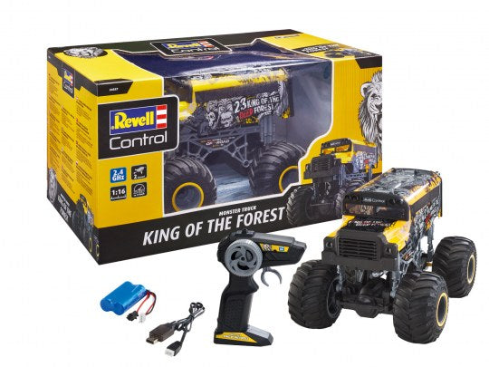 Revell Monster Truck King of the Forest