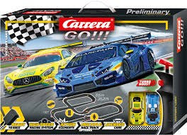 Go!!! Victory Lane Slot Car Set