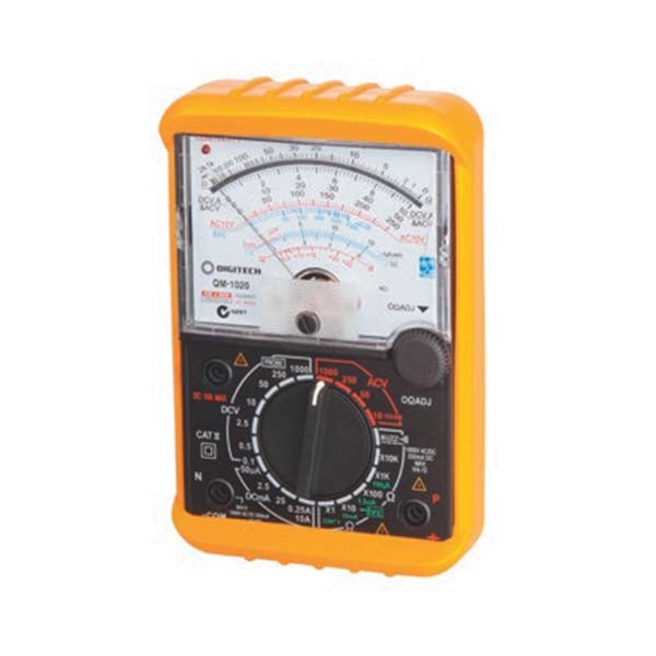 DIGITECH Analogue Multimeter