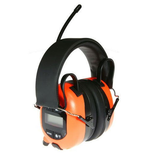 BULLANT AM/FM Radio Earmuffs with Bluetooth