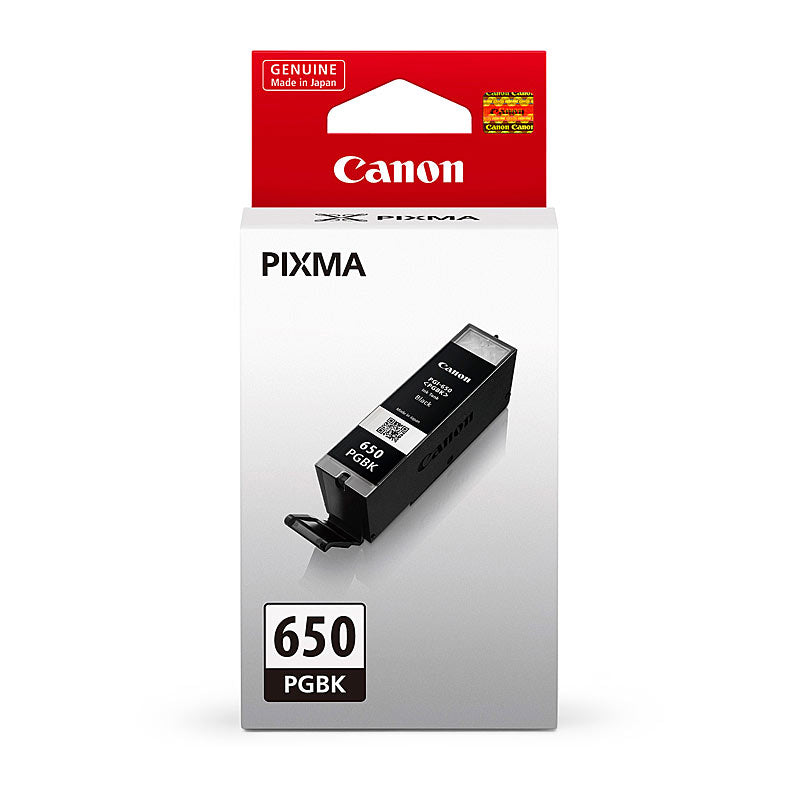 Canon 650 Black Ink Cartridge