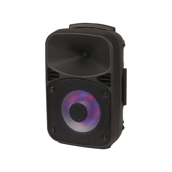 "DIGITECH 8"" Rechargeable PA Speaker with Bluetooth"