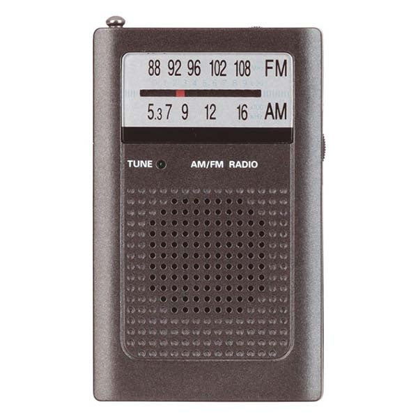 DIGITECH AUDIO Portable AM/FM Transistor Radio