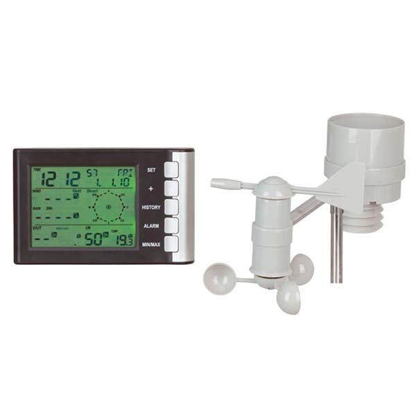 DIGITECH Mini LCD Display Weather Station