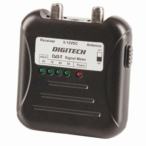 DIGITECH Digital TV Signal Strength Meter