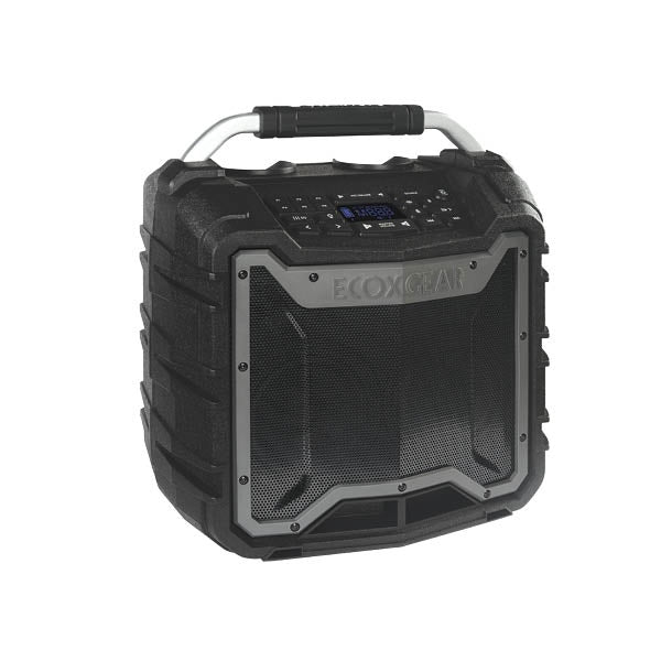 Ecoxgear EcoTrek Outdoor Bluetooth Waterproof Speaker