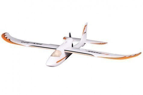 FMS Easy Trainer 800mm White RTF Model Aircraft