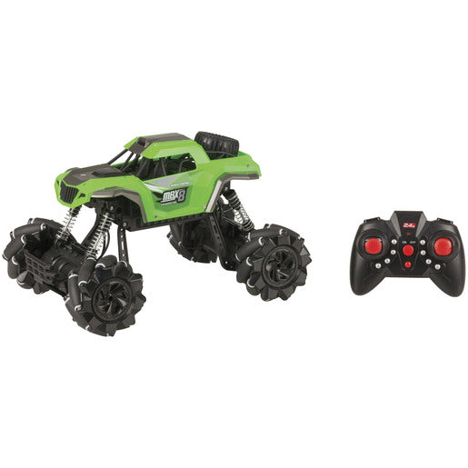 1:16 Remote Control Rock Crawler with Sideways Drift