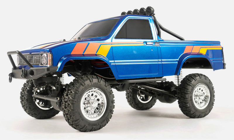 Thunder Tiger Toyota Hilux 4x4 1/12 Scale