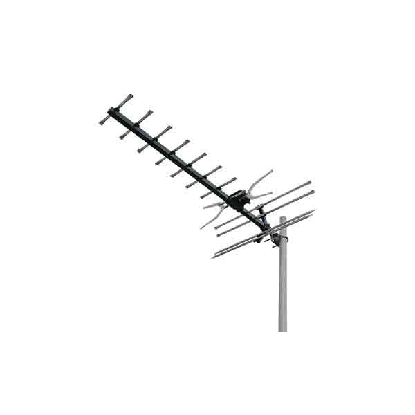 MATCHMASTER Digital TV UHF Antenna with 4G Filter