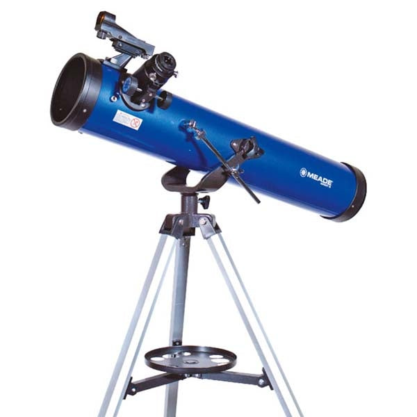 MEADE Infinity 76mm Reflector Telescope