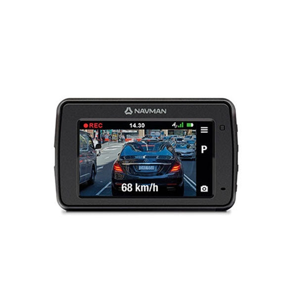 NAVMAN MIVUE 740 Dash Cam with GPS Tagging