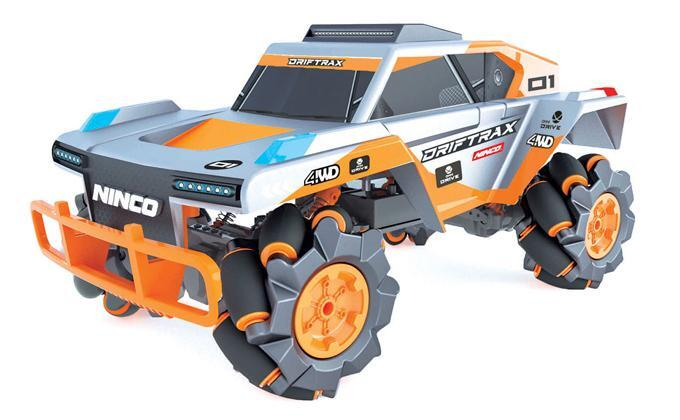 Ninco Racers Driftrax R/C Car