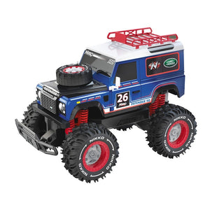 NIKKO 1:16 Scale Land Rover Defender 90 RC Truck