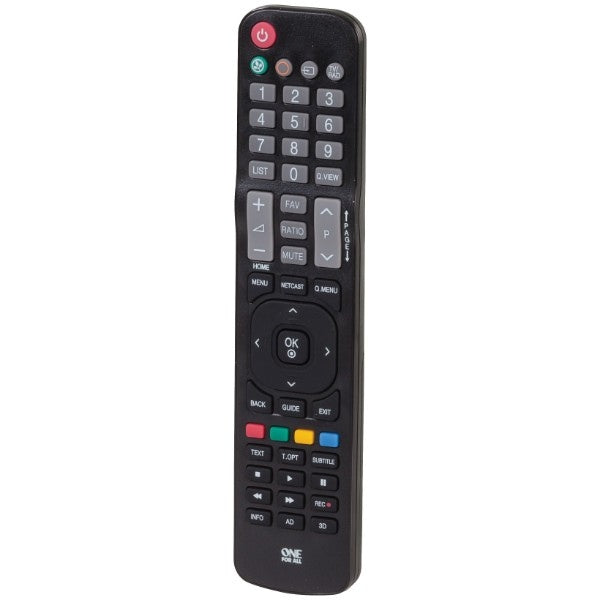 ONE FOR ALL Replacement Remote to Suit LG TV