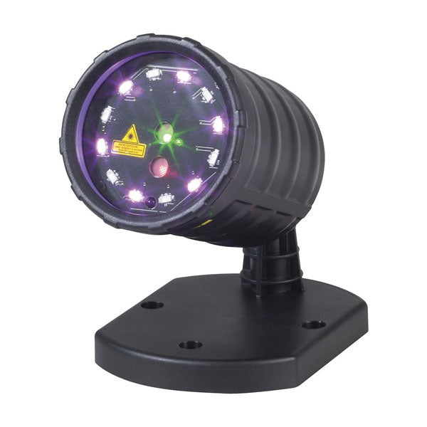 Outdoor LED & Laser Light