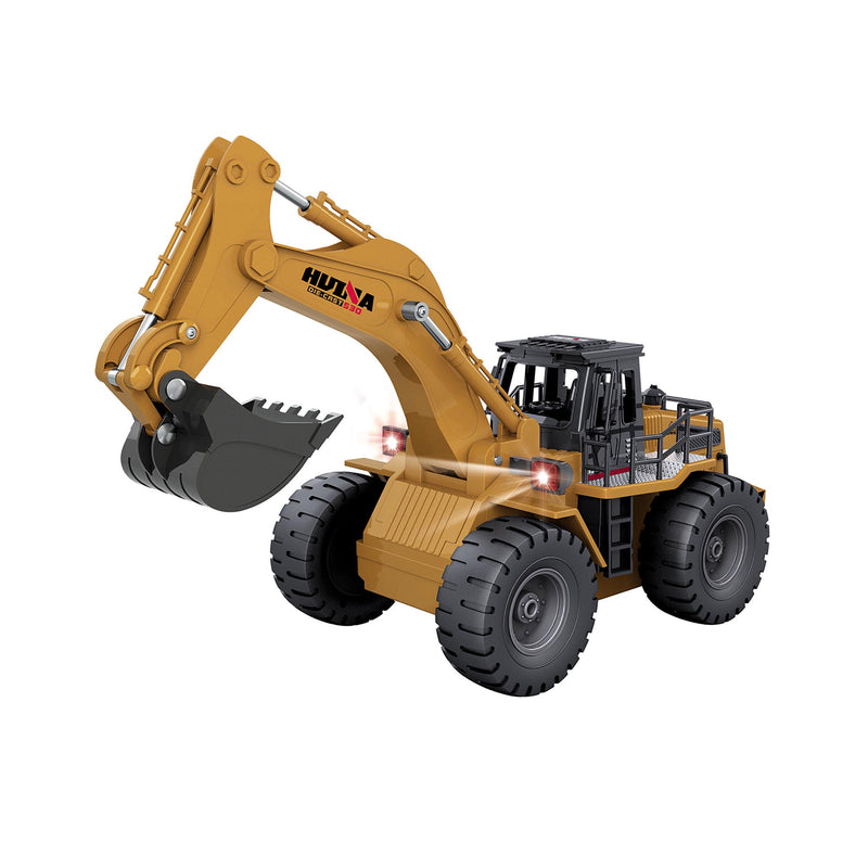 Part die cast 6 channel excavator