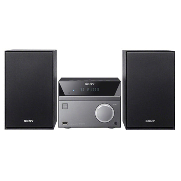 SONY DVD Micro Hi-Fi System with Bluetooth