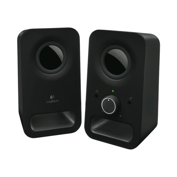 LOGITECH Z150 Multimedia 2.0 Channel Speakers