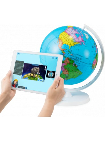 Oregon Scientific Smart Globe Air with integrated Augmented Reality