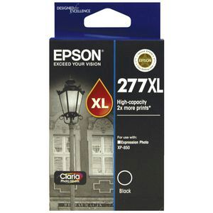 Epson 277 XL Black Ink Cartridge