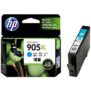 HP 905 XL Cyan Ink Cartridge