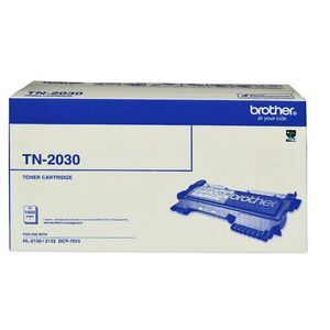 Brother TN2030 Toner Cartridge 1,000 Page Yield