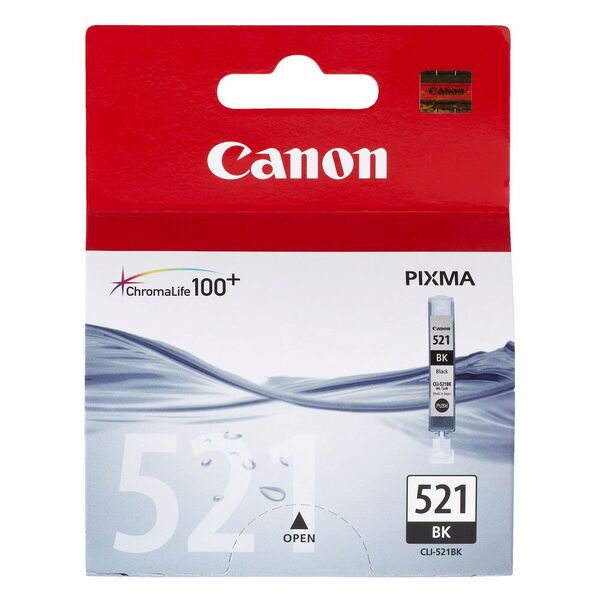 Canon 521 Black Ink Cartridge
