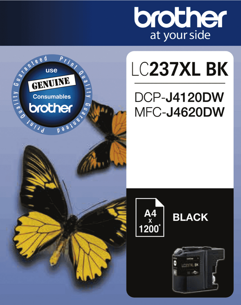 Brother 235XL Black Ink Cartridge