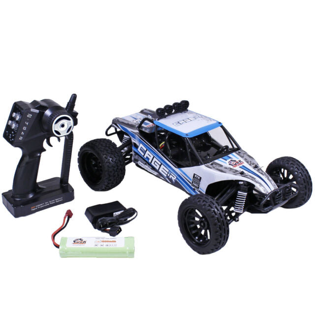 DHK Hobby Cage-R 1/10 Brushed
