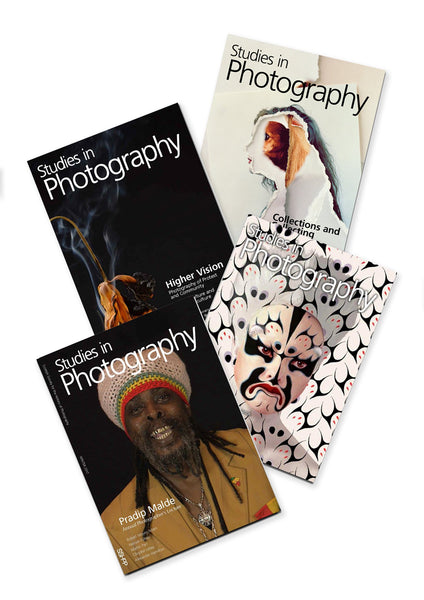 Studies in Photography Journal subscribe today