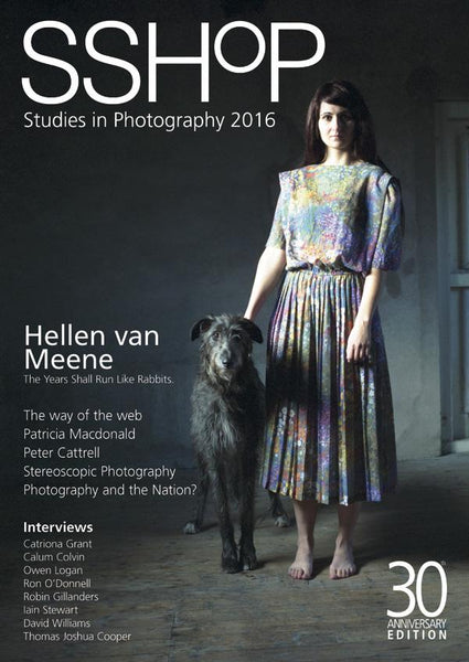 Studies in Photography Journal 2016  for sale