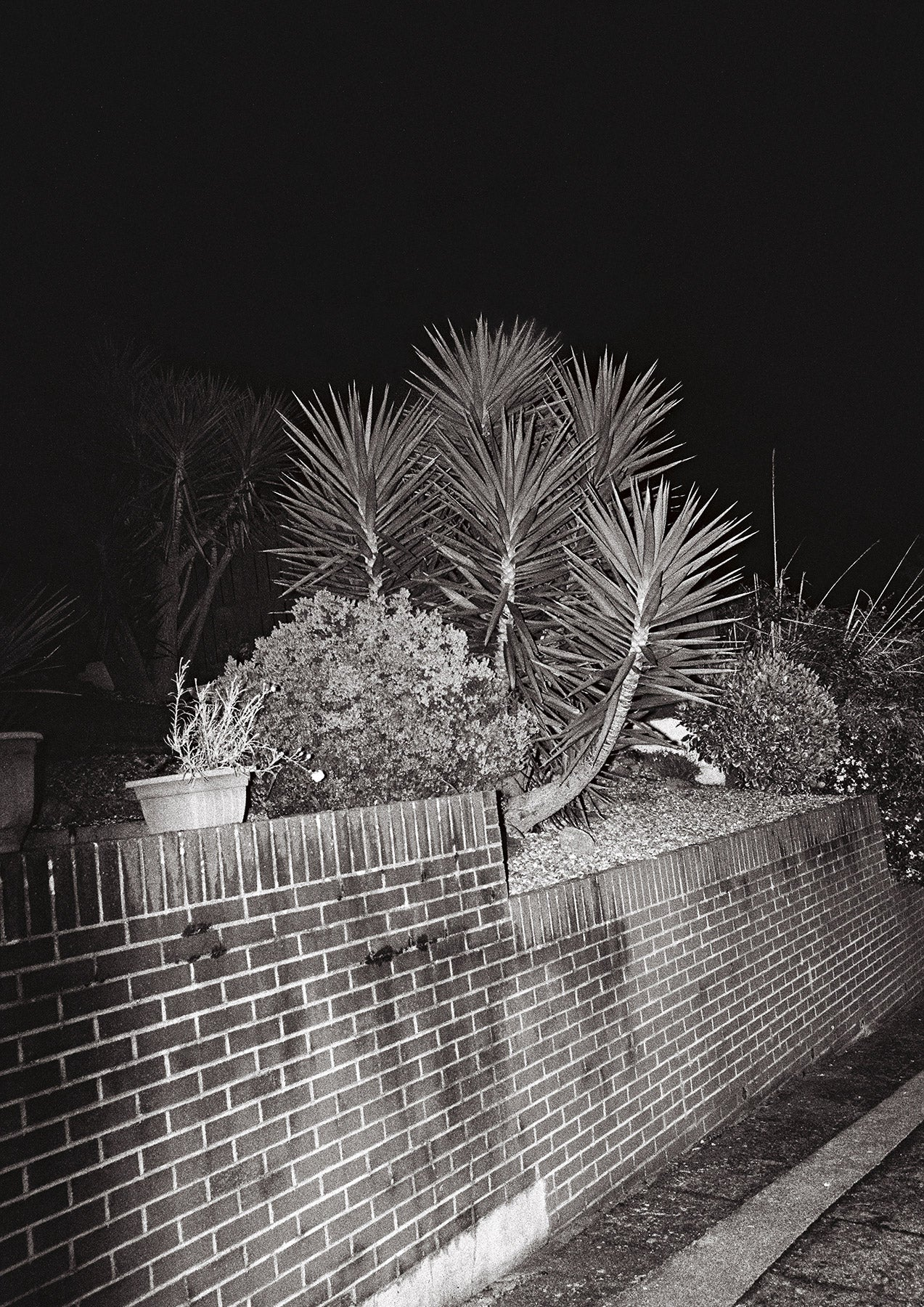 Christina Webber Brief Encounters in Night-time Suburbia photograph print