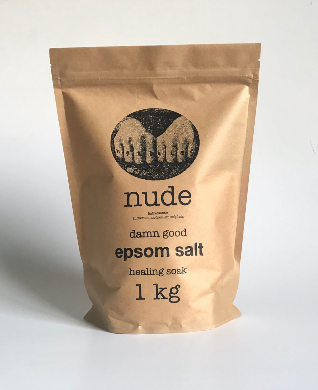 Nude - Bath time - Bath salt